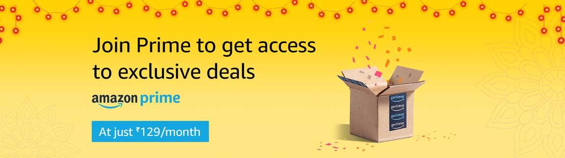 Prime exclusive deals