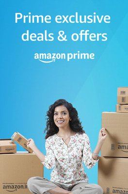 Prime exclusive deals and offers