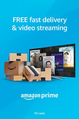 FREE fast delivery and video streaming
