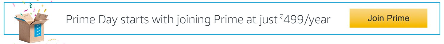 Prime day on July 10th at 6PM| The year's biggest Prime celebration exclusively for members