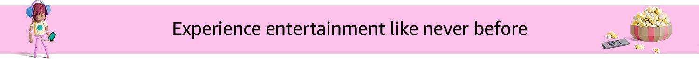 Entertainment Launches