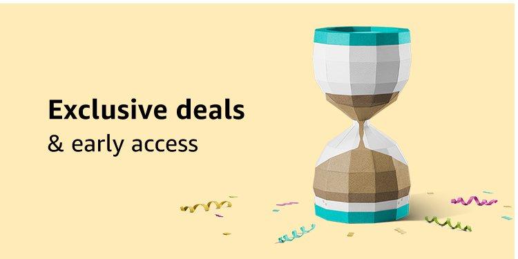Exclusiive Deals