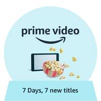 7 days, 7 new titles