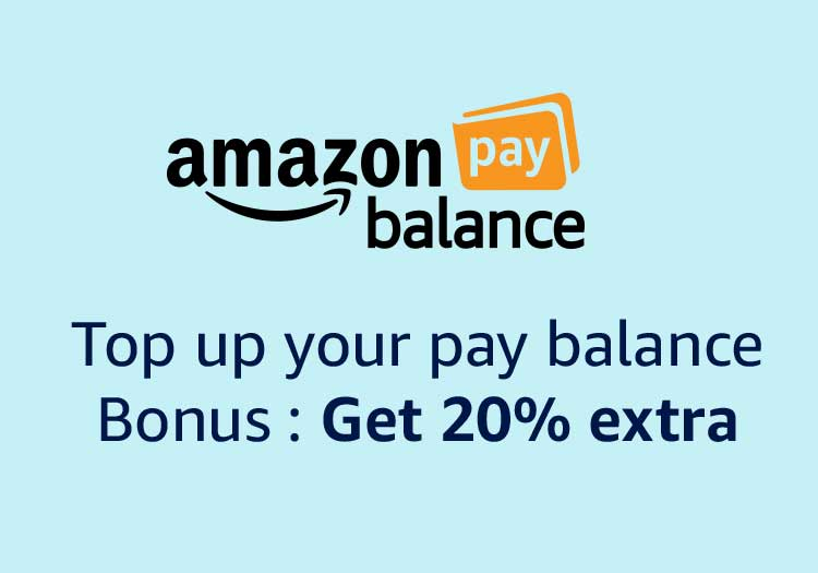 Top up your pay balance