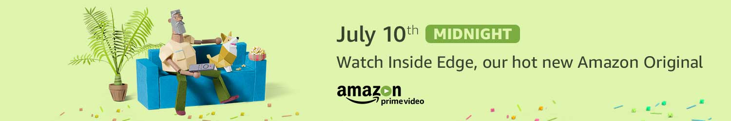 July 10th- watch inside edge