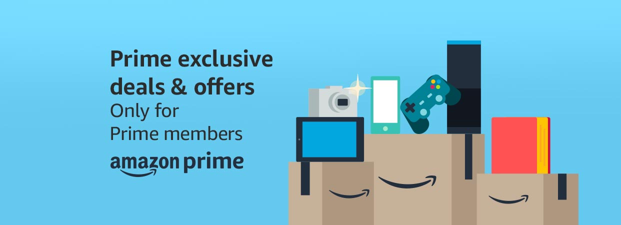 prime exclusive offers