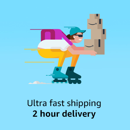 Ultra Fast Shipping