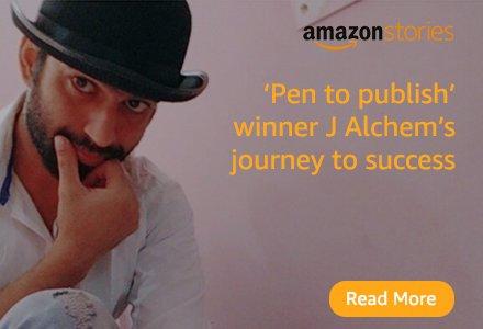 Pen to publish Amazon Stories
