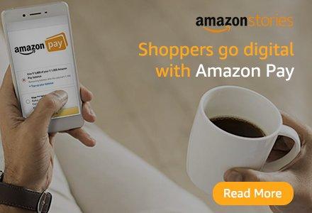 Amazon Stories Amazon Pay