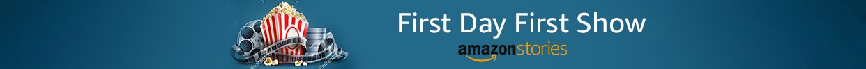 Amazon Stories First Day