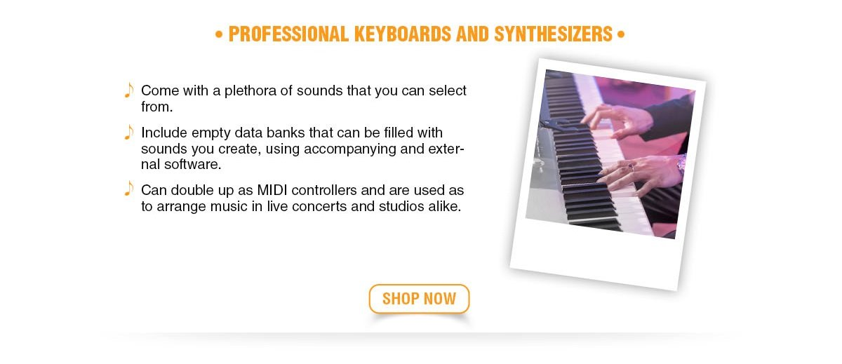 Professional Keyboards