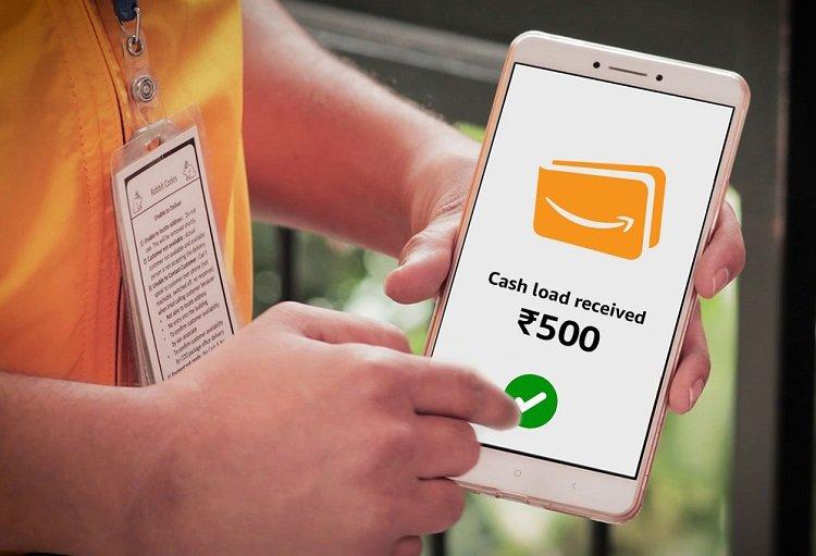 Amazon Stories cash loads