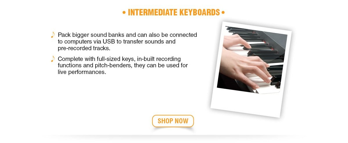 Intermediate Keyboard
