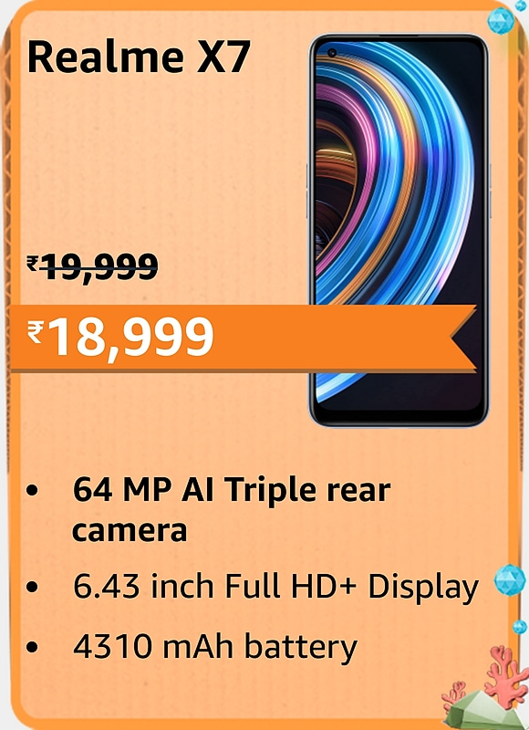Amazon prime Day 2021 offer on Redmi Note 10