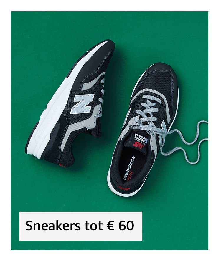 Sneakers tot € 60