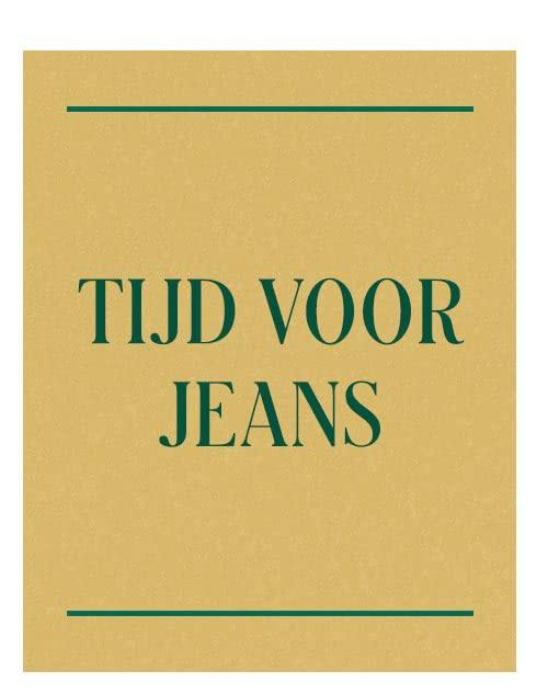 Tijd voor jeans
