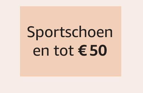 Sportschoenen tot € 50