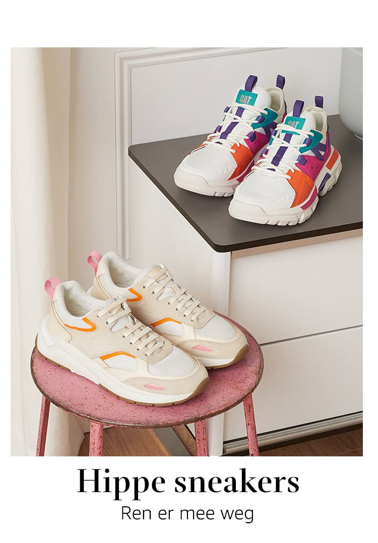 Hippe sneakers