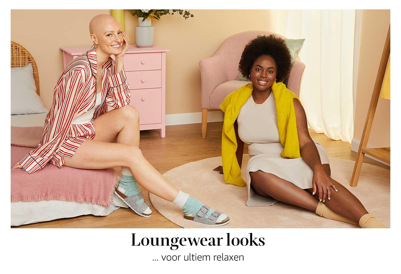 Loungewear looks