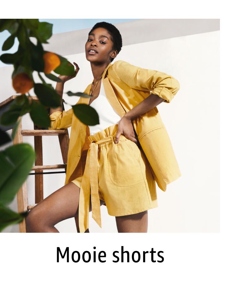 Mooie shorts