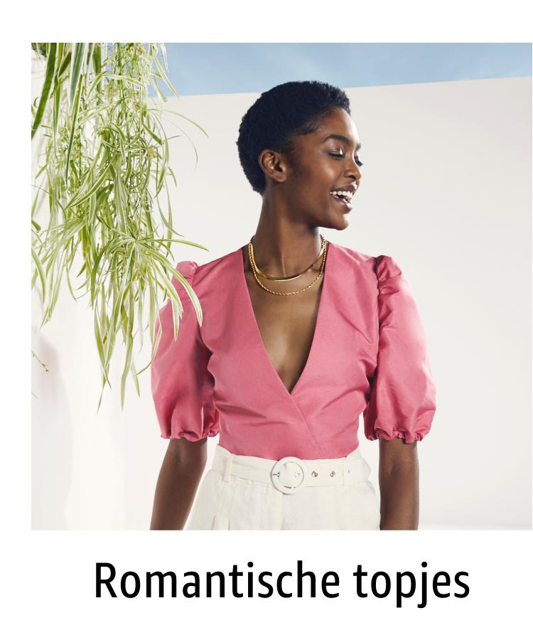 Romantische topjes