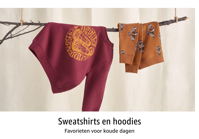 Sweatshirts en hoodies