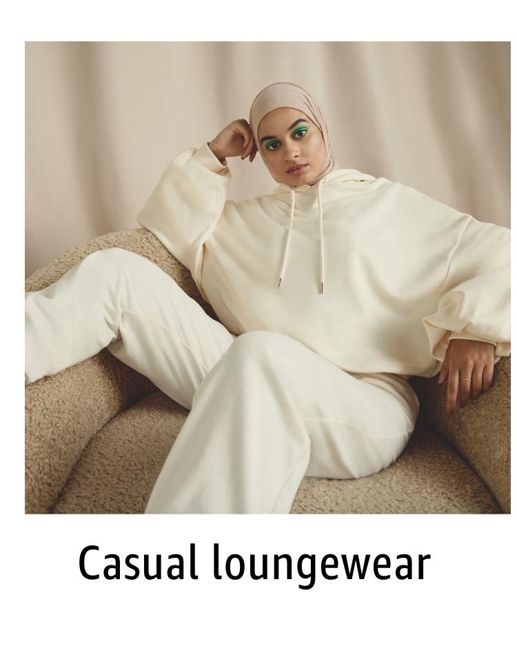 Laidback loungewear