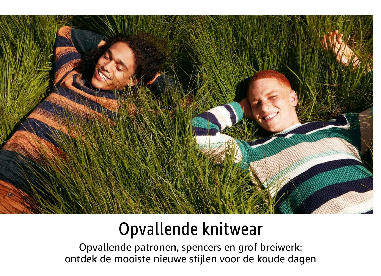 Opvallende knitwear