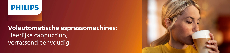 Philips - Volautomatische Espressomachines