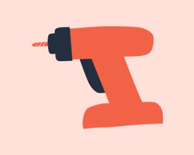 Korting op klussen en gereedschap