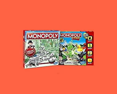 Tot 35% korting op alle Monopoly bordspellen
