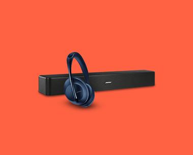 Tot 45% korting op Bose koptelefoons en speakers