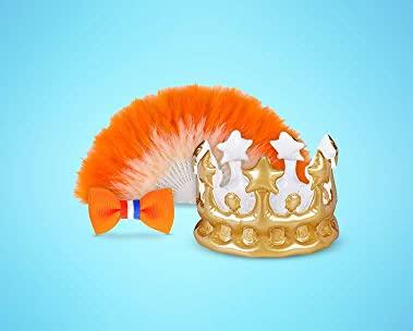 Koningsdag accessoires