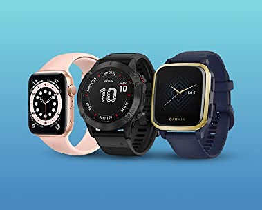 Smartwatches en activiteitentrackers
