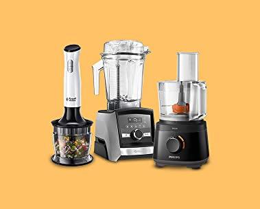 Blenders en keukenmachines