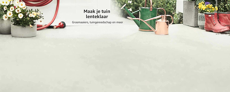 Maak je tuin lenteklaar