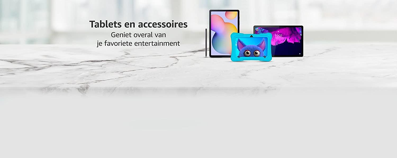 Tablets en accessoires