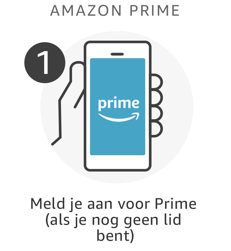 Sign up for Prime