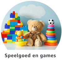 Speelgoed en games