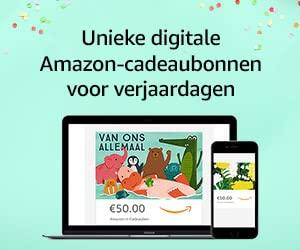 Unieke digitale Amazon-cadeaubonnen voor verjaardagen