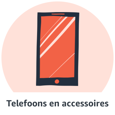 Telefoons en accessoires