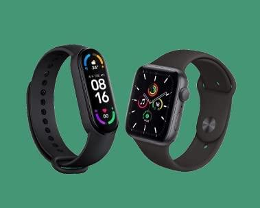 Smartwatches en Activity Trackers