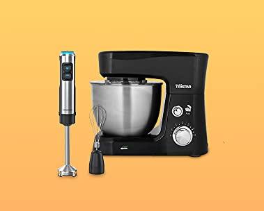 Blenders, mixers en keukenmachines