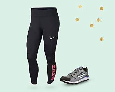 Sportkleding en uitrusting