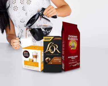 Koffie, thee en chocolademelk
