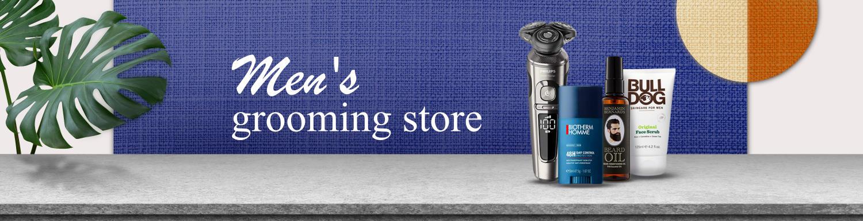 Men's Grooming Store