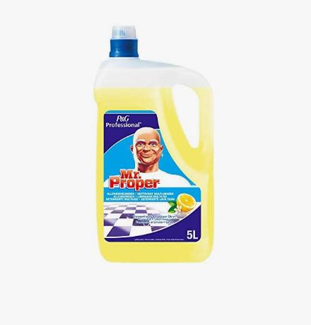 Huishoudelijke reinigingsmiddelen
