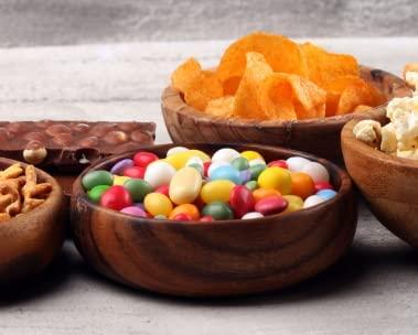 Snoepgoed en snacks