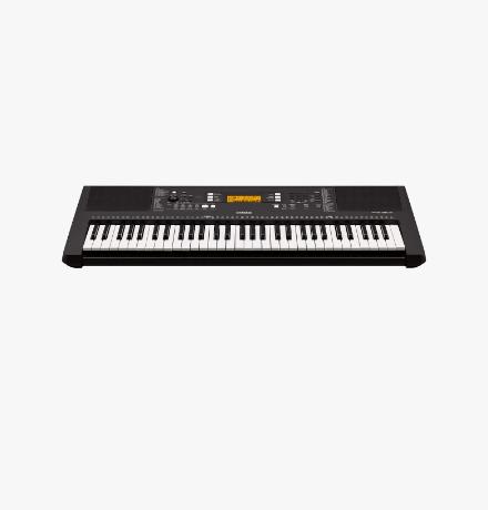 Piano en keyboard