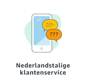 Nederlanstalige klantenservice